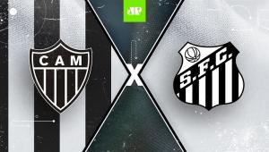 Atlético-MG x Santos