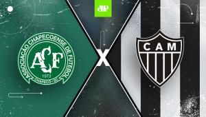 Chapecoense x Atlético-MG