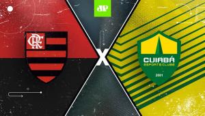 Flamengo x Cuiabá
