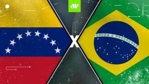Venezuela x Brasil