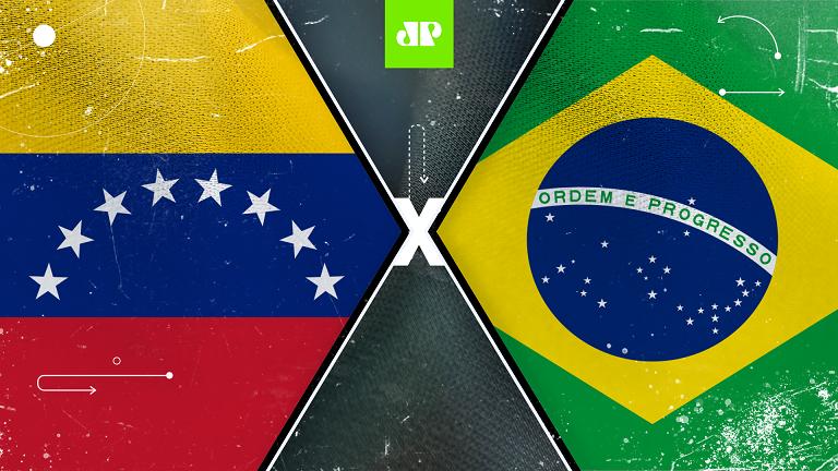 Confira como foi a transmissão da Jovem Pan do jogo entre Venezuela e Brasil  | Jovem Pan
