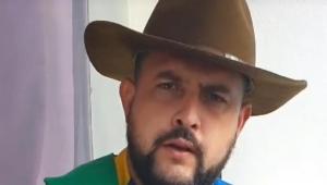 Polícia Federal cumpre mandado de prisão preventiva contra Zé Trovão