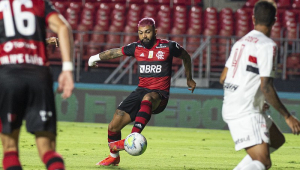 Flamengo perde para o São Paulo, mas conquista o bicampeonato do Brasileirão