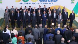 ministros do governo bolsonaro