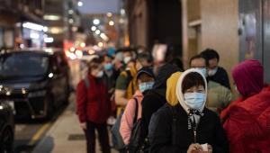 Coronavírus já fez mais de 2 mil vítimas na China