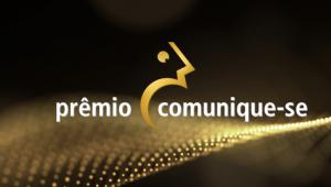 Logo do Prêmio Comunique-se